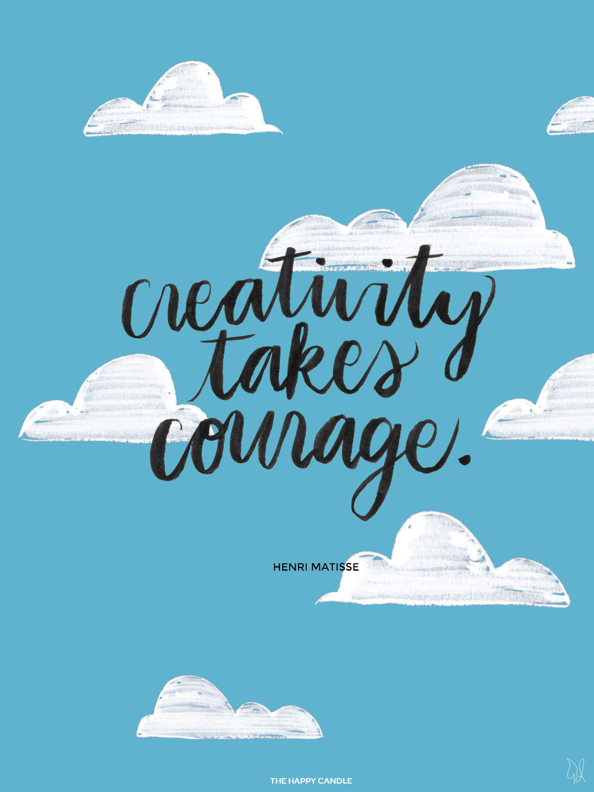 Created byThe Happy Candle / Creativity Quote Animation