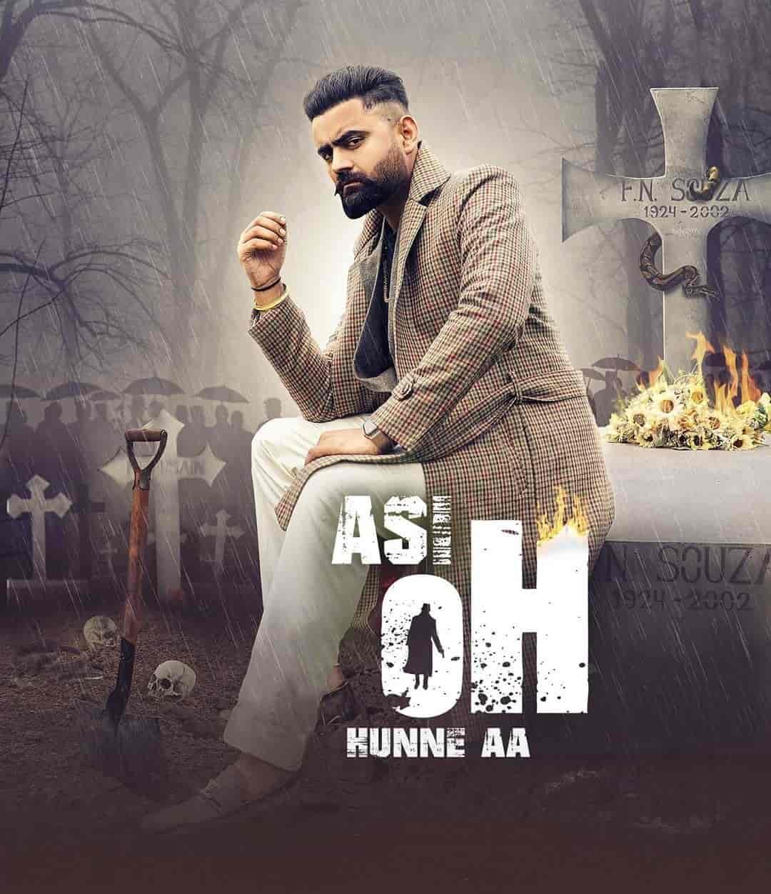 ASI OH HUNNE AA Punjabi Song Image By AMRIT MAAN