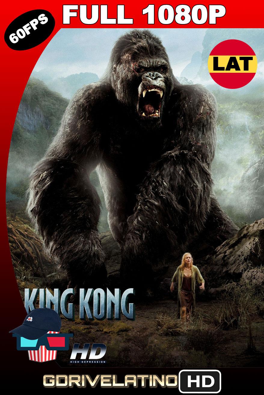 King Kong (2005) [EXTENDED] BDRip FULL 1080p (60 FPS) Latino-Ingles MKV