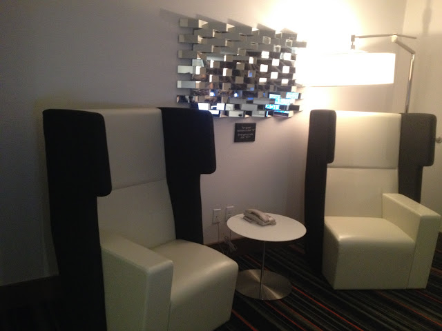 Hampton Inn Albany lounge