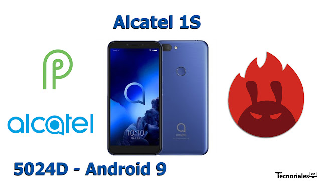 alcatel 1s 5054d antutu benchmark android 9