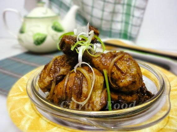 Citra S Home Diary Ayam Goreng Mentega Spiced Butter