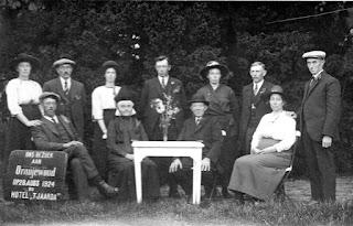 gezin Hilverda 1924