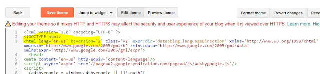 How To Add Language Country HTML Code For Blogger Website