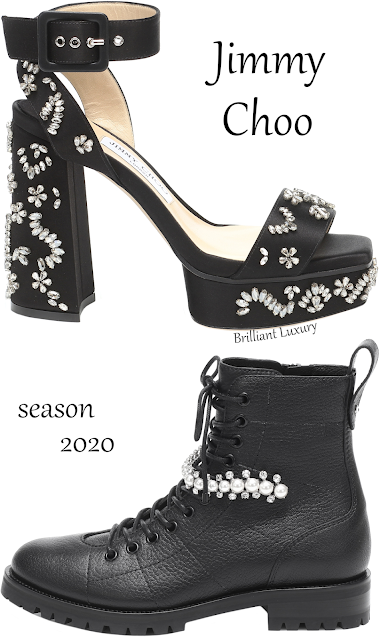 Jimmy Choo new arrivals the 2 best shoes fall 2020 #brilliantluxury