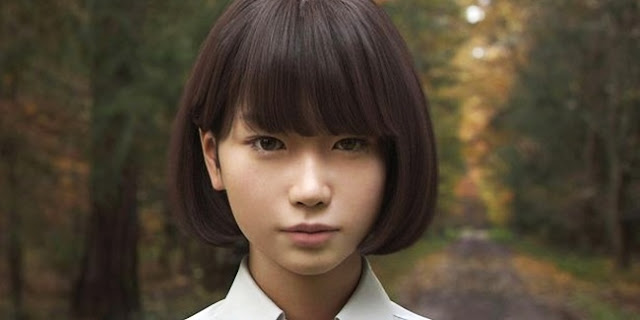 Foto Gadis Jepang Ini Sangat Aneh, Kamu Bisa Temukan Keanehannya?