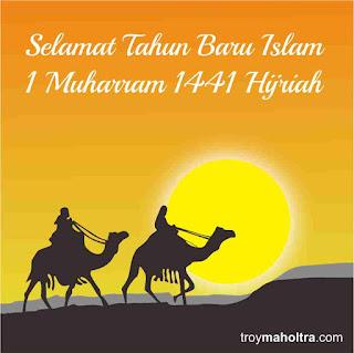 Slamat Tahun Baru Islam 1441H