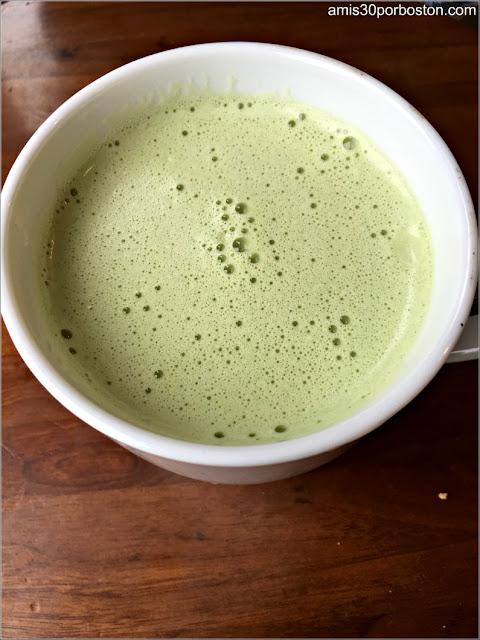 Matcha en Cafeterías de Boston: Peet's Coffee & Tea