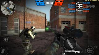 Bullet Force Mod