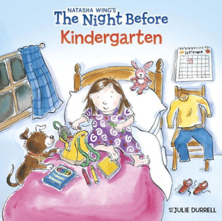back to school books, books to prepare for kindergarten, first day of school read aloud, starting kindergarten