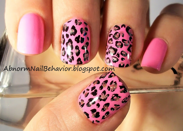 China-glaze-bottoms-up-leopard-print-nail-art