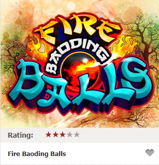 Thắng lớn với tỷ lệ 10000 trong game Fire Baoding Balls