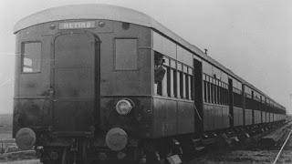 El servicio eléctrico del Mitre-Tigre cumplió 100 años