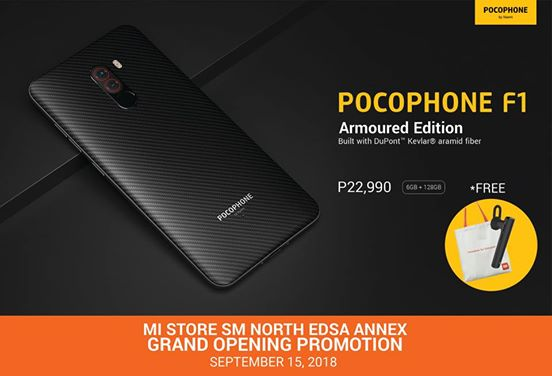 Pocophone F1 Armoured Edition Philippines