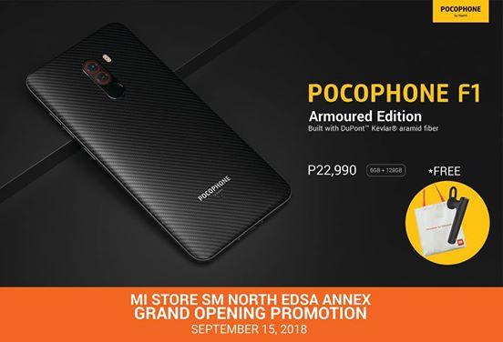 Pocophone F1 Armoured Edition Philippines