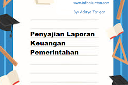 Penyajian Laporan Keuangan Pemerintahan