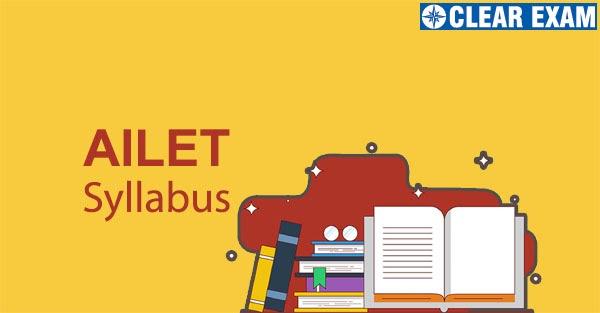 AILET Exam Syllabus 2020