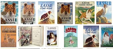 Lassie hazater konyvek