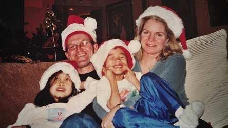 Arthur Condor Family Photo