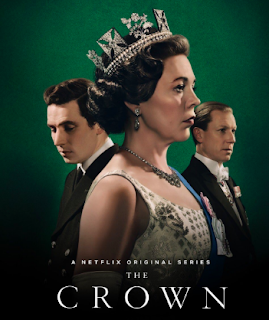 poster for series 3 of The Crown on Netflix