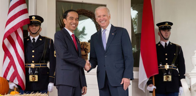 Joe Biden, Terkuburnya Bandar Minyak Dan Batubara