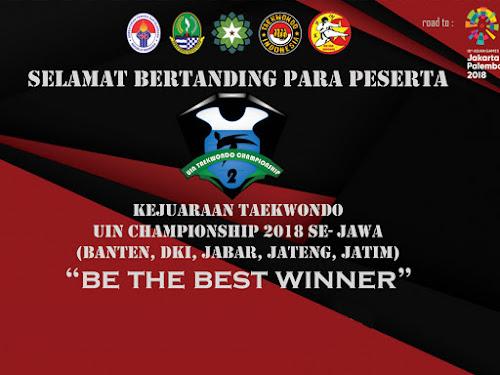 Taekwondo UIN Bandung