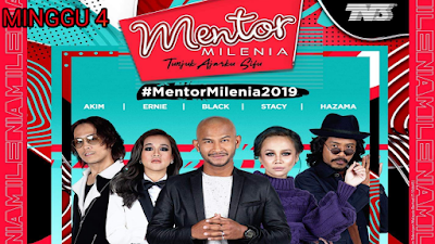 Live Streaming Mentor Milenia 2019 Minggu 4