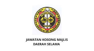 Jawatan Kosong Majlis Daerah Selama 2019