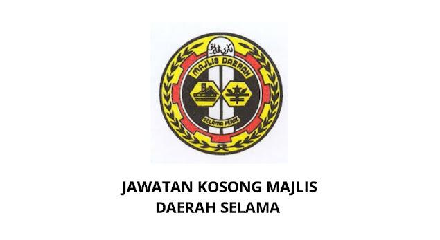Jawatan Kosong Majlis Daerah Selama 2021