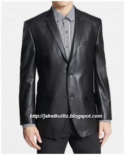 Gambar Jaket Kulit Model Jas Formal Resmi