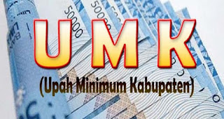 Berikut Adalah Upah Minimum Kabupaten/Kota di Jawa Tengah, Kudus Tertinggi Se Karisidenan Pati