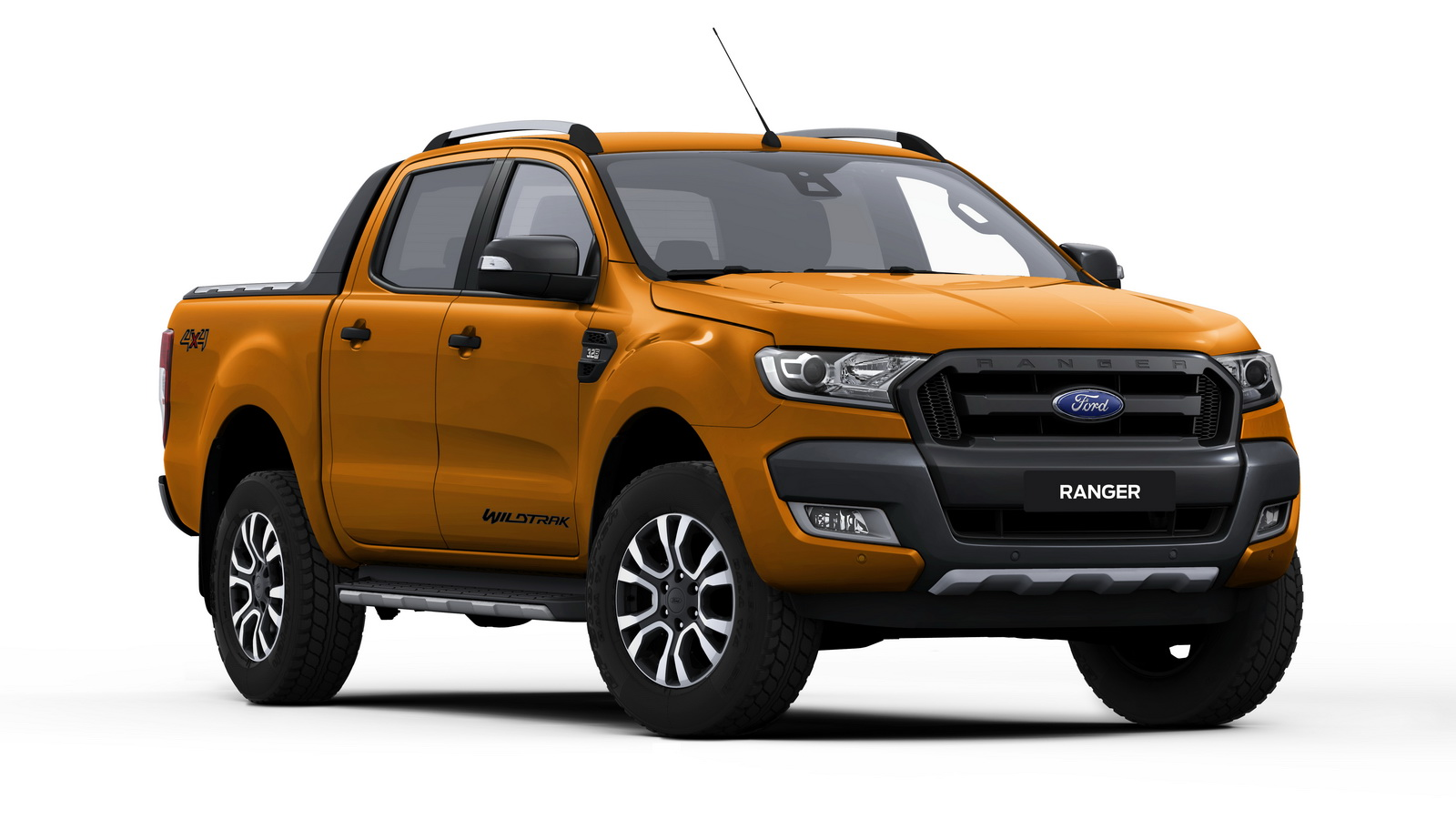 ford ranger set to join f 150 raptor in china from 2018. Black Bedroom Furniture Sets. Home Design Ideas