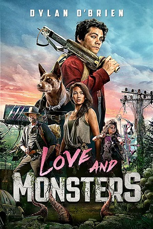 Love and Monsters (2020) Full English Movie Download 480p 720p Web-DL