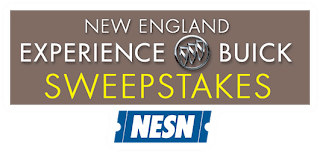 New England Experience Buick Sweepstakes