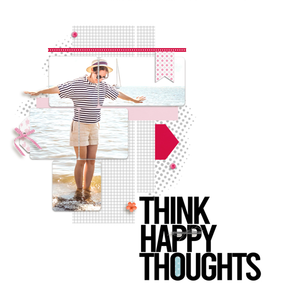 think happy thoughts © sylvia • sro 2019 • love august & templates by designed by irma