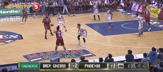 Ginebra def. Phoenix, 96-87 (REPLAY VIDEO) September 14