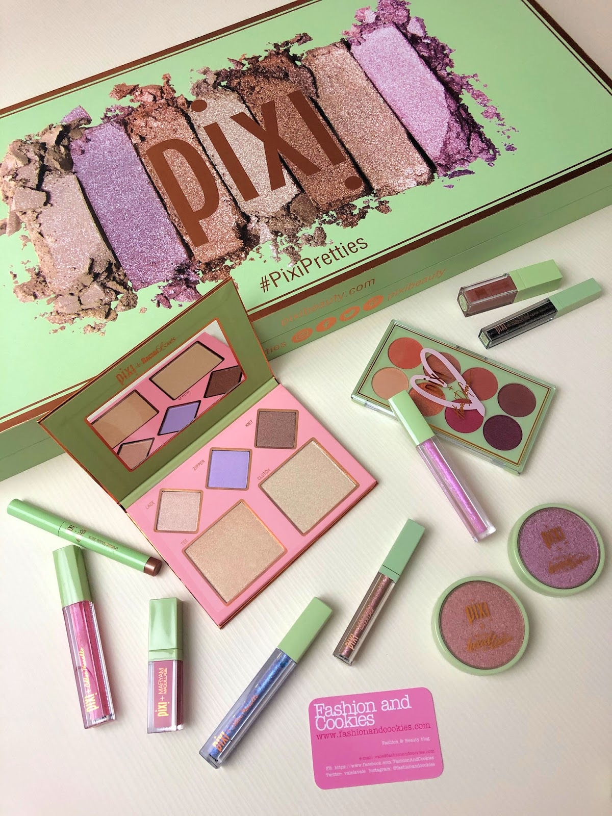 PIXI PRETTIES makeup collection by Pixi Beauty for Fall/Winter 2019-2020 review