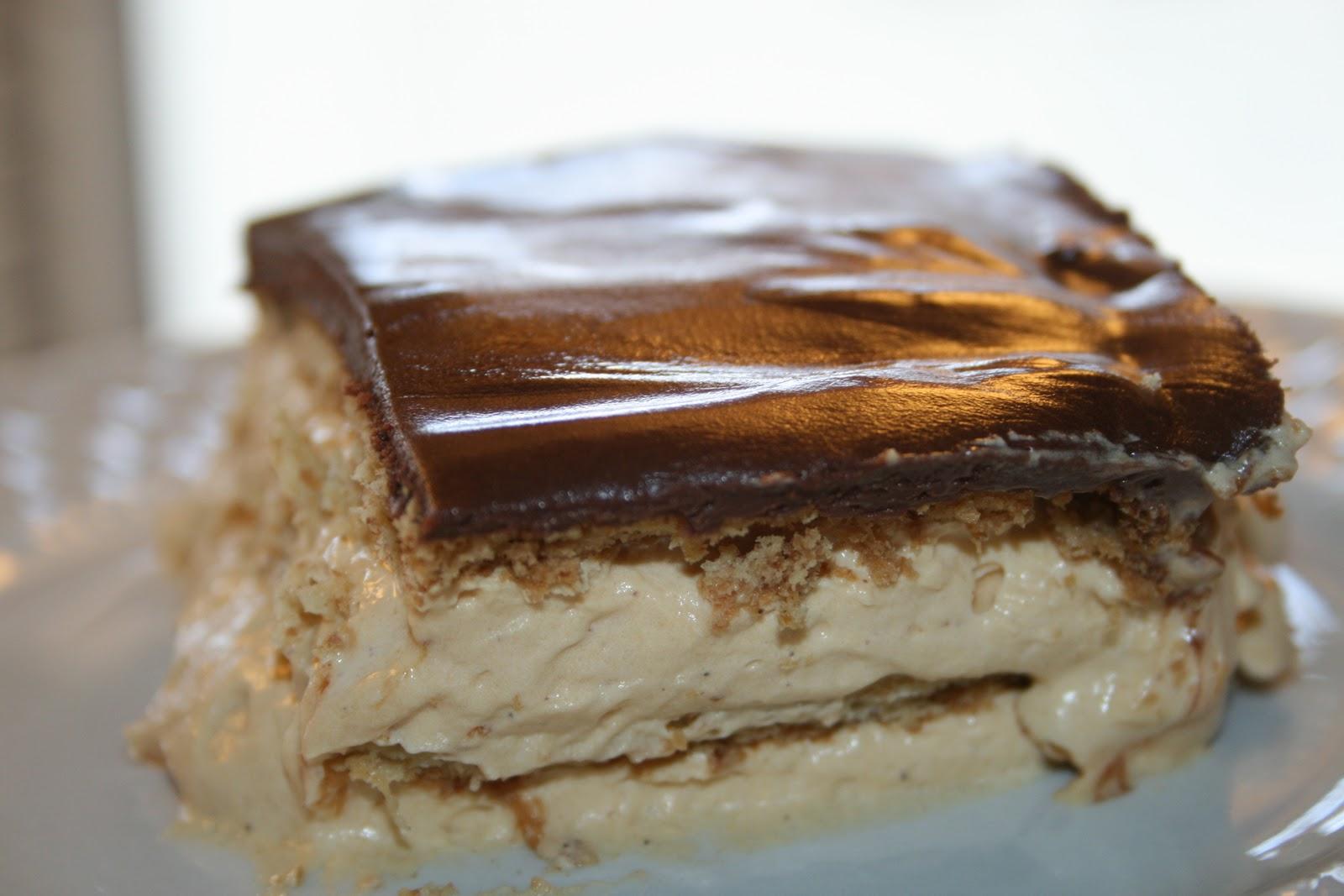 Eclair Cake Recipe French Vanilla Pudding