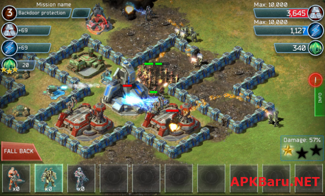 Battle For The Galaxy v1.08.6 Apk Terbaru