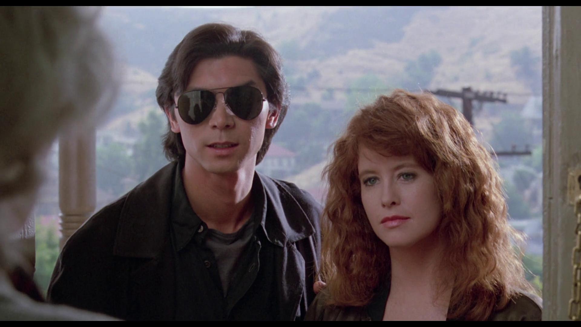 The First Power (1990) 1080p BRrip Latino - Ingles