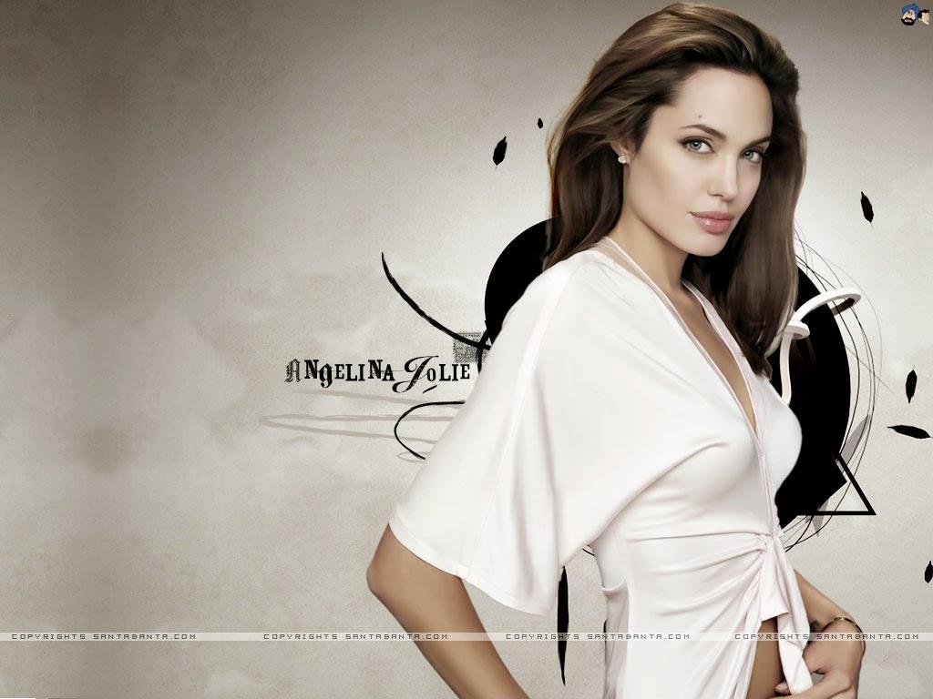 Nude Angelina Jolie Screensaver 76