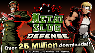 Metal Slug Defense v1.44.0 MOD APK+DATA