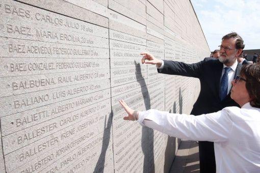 Critican a Rajoy tras acto de víctimas de dictadura argentina