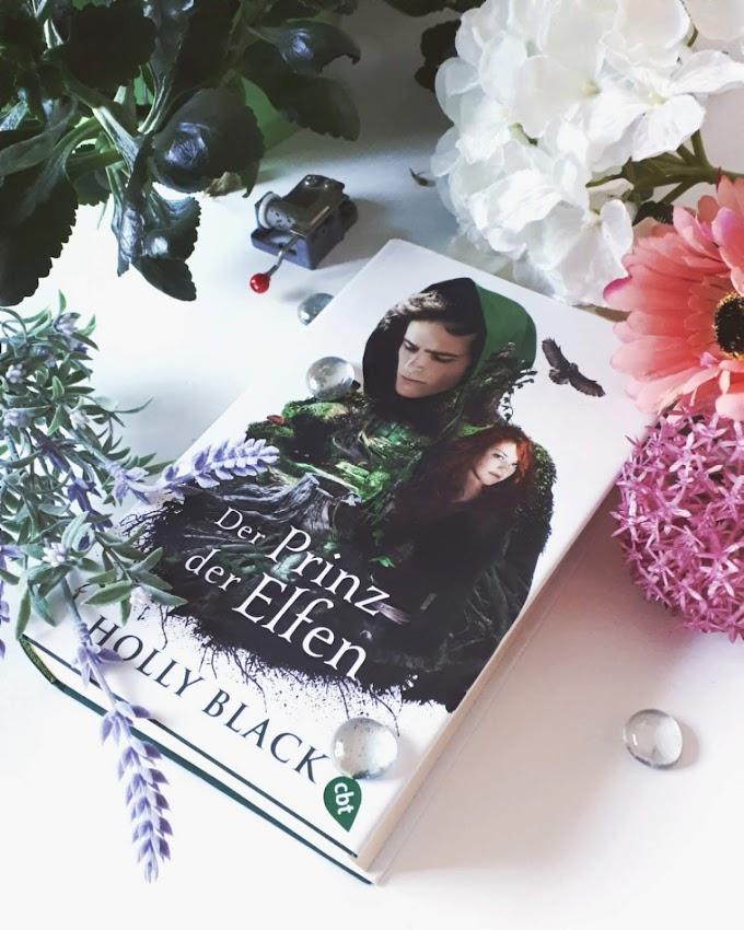 [Rezension] Der Prinz der Elfen von Holly Black
