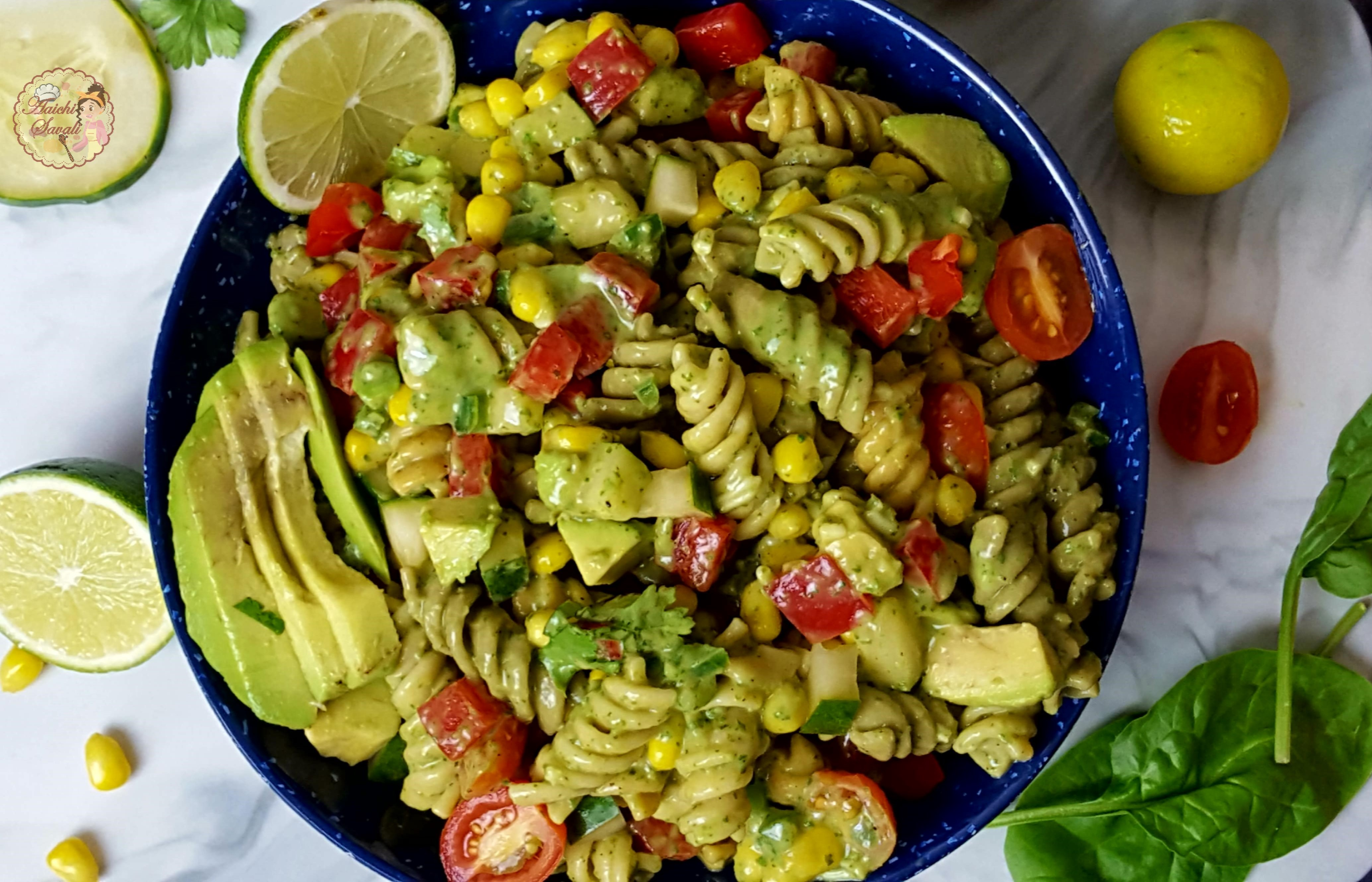 Italian Avocado Salad Recipe