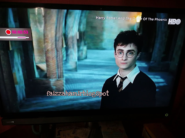 Wordless Wednesday ~ Harry Potter Marathon