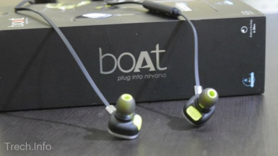 boat basshead in ear earphone
