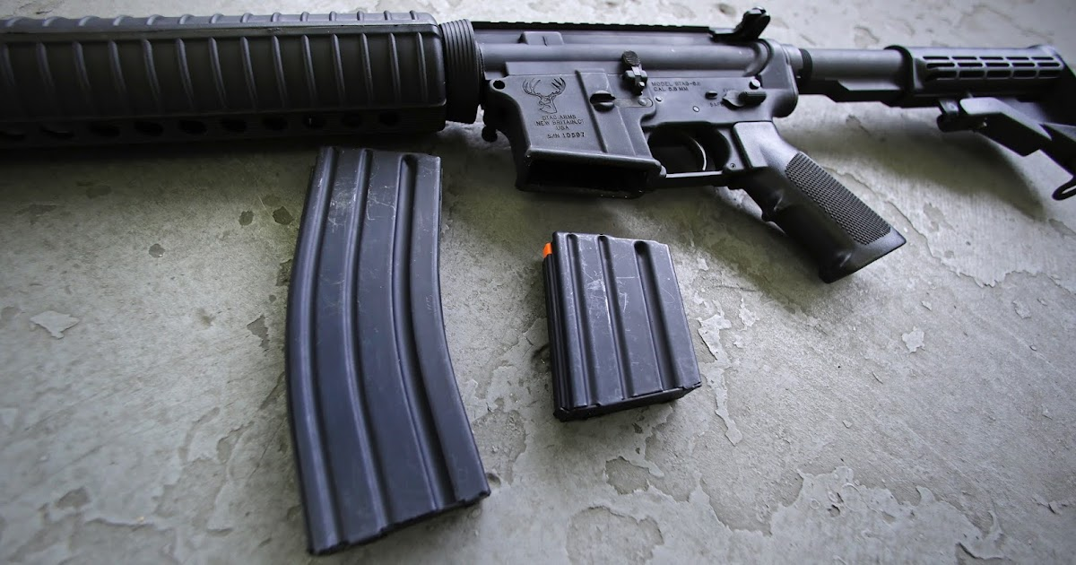 Gun Magazines – Finding The Right Magazine For Your Gun