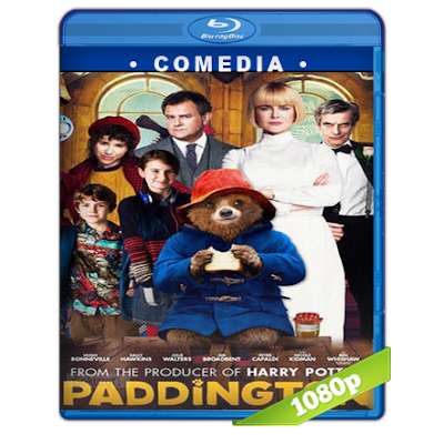 Paddington (2014) BRRip Full 1080p Audio Trial Latino-Castellano-Ingles 5.1
