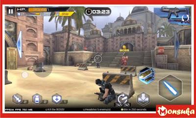 Gun War Shooting Games